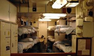 Как называется помещение где живут матросы