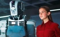 Как называется фильм где робот воспитывал девочку
